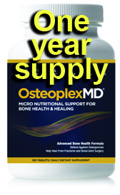 OsteoplexMD 120 one year copy